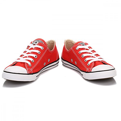 Converse All Star Chuck Taylor Dainty OX 547155F Womens Fashion Casual Shoes Carnival 10 B(M) US