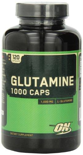 Optimum Nutrition 1000mg glutamine, 120 Capsules