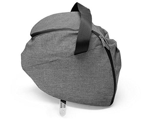 Stokke Xplory Stroller Shopping Bag, Black Melange - Stokke Stroller Bag