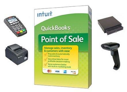 Amazon com: QuickBooks POS Pro Software with EMV Hardware Bundle
