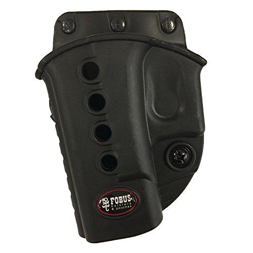 (Fobus GL2E2RBL Roto-Belt Holster, Fits: Glock 17, 19, 22, 23, 31, 32, 34, 35,& Walther PK 380)
