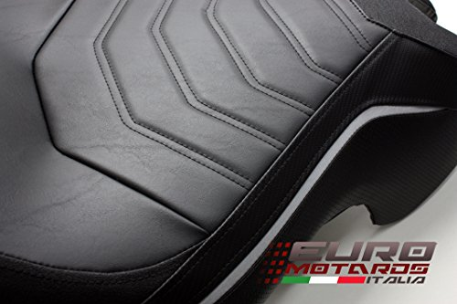 BMW C650 Sport 2016-2017 Luimoto Tec-Grip Seat Cover 4 Colors New by Luimoto (Image #4)