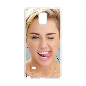 Beautiful outgoing Shining girl Cell Phone Case for Samsung Galaxy Note4