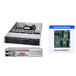 Supermicro SYS-6027R-TRF SuperServer 2U Intel FD