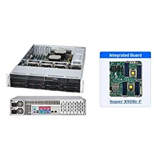 Supermicro SYS-6027R-TRF SuperServer 2U Intel FD