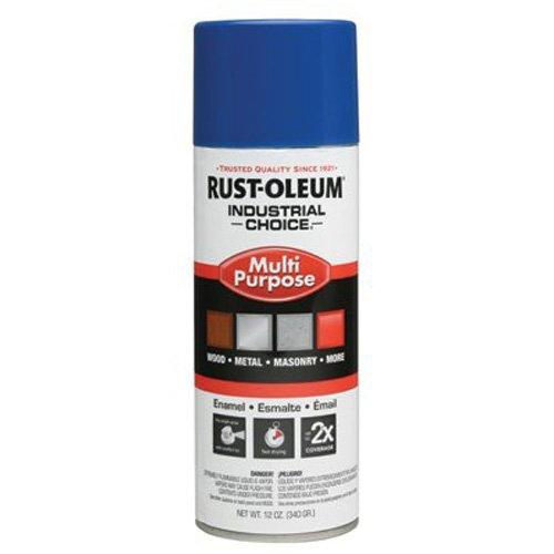 rust-oleum-1624830-1600-system-multi-purpose-enamel-spray-paint-12-ounce-safety-blue