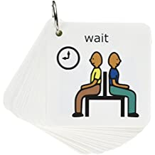 Autism Supplies And Developments Picture Exchange Communication System Behaviour Keyring