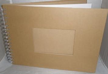 scrapbooking album photo en papier mache