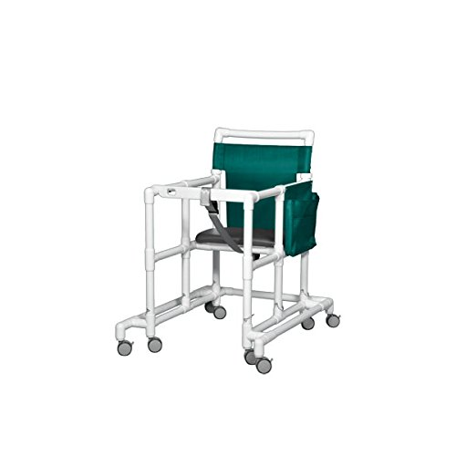Oversize Ultimate PVC Walker Mobility Aid - Teal by Innovative Products Unlimited