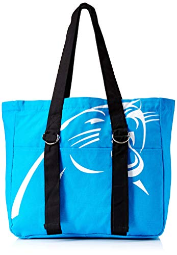Carolina Panthers 2013 Printed Big Logo Tote ()