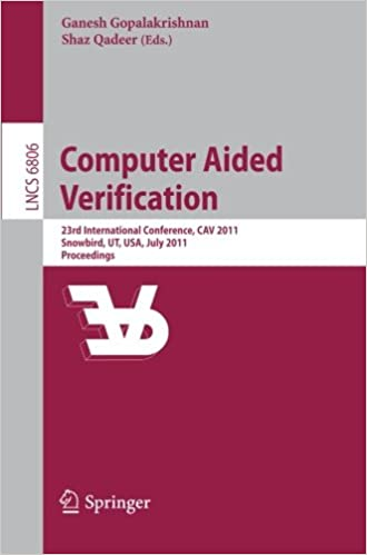 Computer Aided Verification: 23rd International Conference,