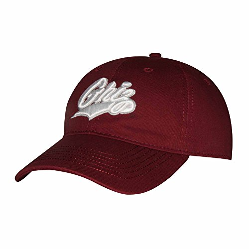 Ouray Sportswear NCAA Montana Grizzlies Epic Washed Twill Cap, Adjustable Size, (Grizzlies Hat Cap)