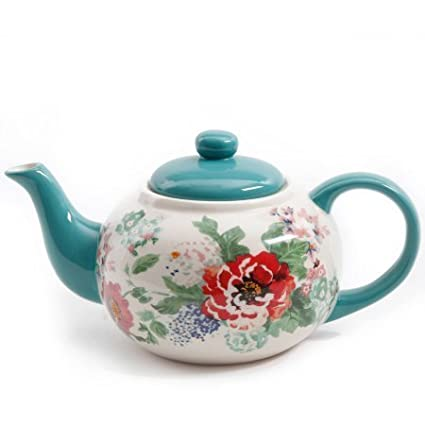 The Pioneer Woman Country Garden Teapot generic