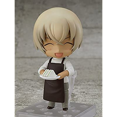 Good Smile Case Closed Detective Conan: Toru Amuro Nendoroid Action Figure: Toys & Games