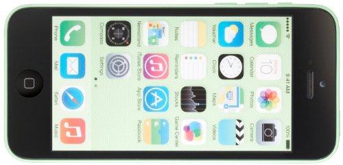 Apple iPhone 5C Green 8GB Unlocked GSM Smartphone (Certified Refurbished)