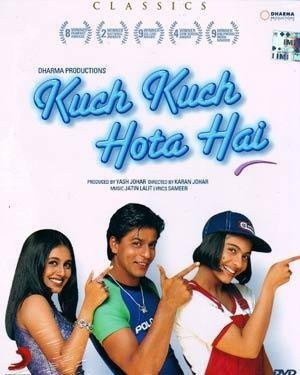 Kuch Kuch Hota Hai Blu Ray By Shah Rukh Khan Amazon De Mel