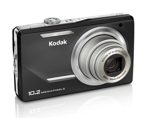 Kodak Easyshare M380 Digital Camera - Mp 5x Zoom 10.2 Lcd