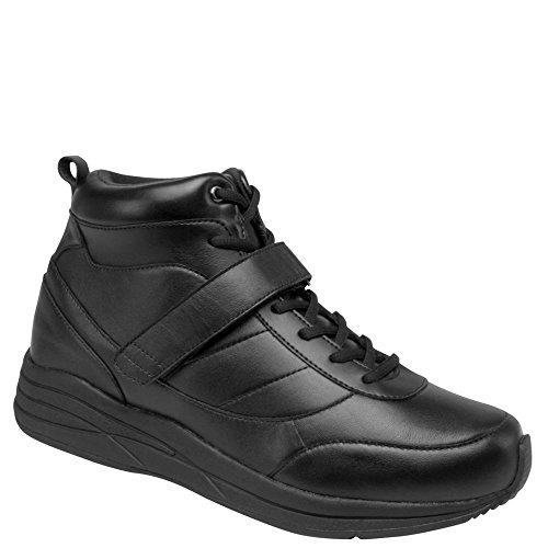 Drew Shoe Hombres Pulse Sneaker Black