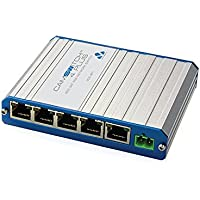 Veracity USA CAMSWITCH Plus Ethernet Switch VCS-4P1
