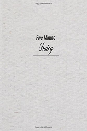 Five Minute Diary