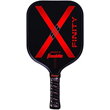 Franklin Sports Pickleball Paddle - Aluminum - X-Finity - USAPA Approved