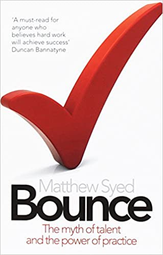 Image result for bounce matthew syed