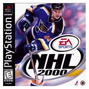 NHL Hockey 2000