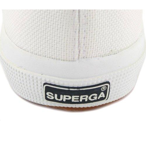 Superga 2750cotu Classic s000010, unisex–Adultos Weiß