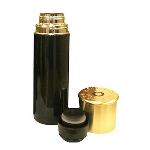 Stansport 12ga Shotshell Thermal Bottle Black