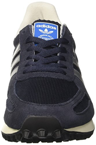 Laisser Erwachsene Trainer Adidas Unisexe L encre Baskets Bleu Et qE55twgr