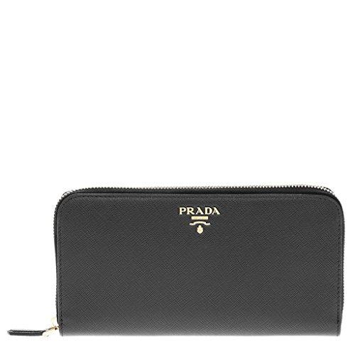 Prada Women's Saffiano Leather Black by Prada