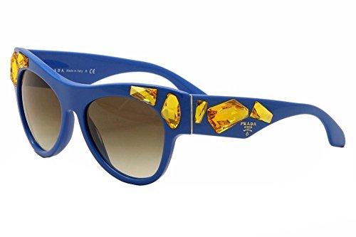 Prada Women's 0PR 22QS Blue/Grey ()