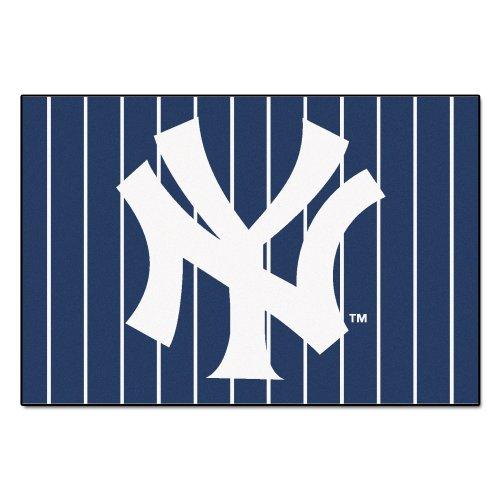 New York Yankees Baseball Rug - 5
