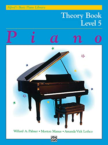 Alfred's Basic Piano Library Theory, Bk 5 ()