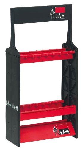 Rutenständer - DAM - Platz für bis zu 16 Ruten