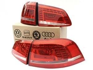 luces traseras LED VW Passat 3AF Ruecklechten Kit Original Accesorios Tuning B7