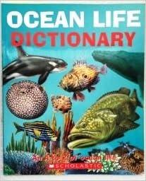 ocean life dictionary an a to z of ocean life clint twist