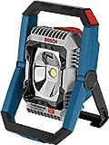 Bosch Professional Akku-Baustellenlampe GLI 18V-2200 C (ohne Akku, 14,4/18V, max. Helligkeit 2200 Lumen, im Karton)