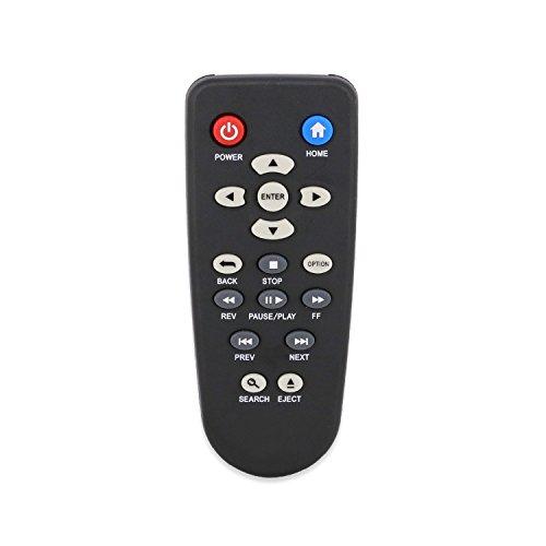 wd tv live remote - 9