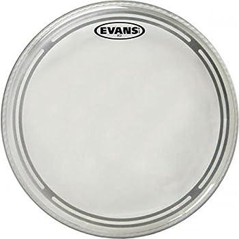 evans ec2 clear drum head 16 inch musical instruments. Black Bedroom Furniture Sets. Home Design Ideas