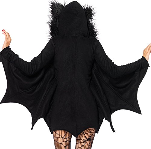 IF FEEL Womens Sexy Halloween Masquerade Cosplay Animal Costume (L, LC8978-2) (Plus Size Sexy Glinda Costume)