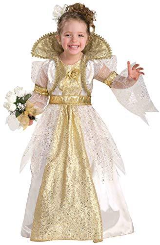 Forum Novelties Little Designer Collection Royal Bride Child Costume, Large -