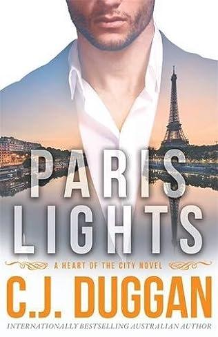 book cover of Paris Lights