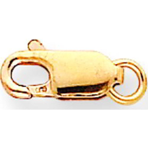 Buy findingking gold filled lobster clasp 11.6mm