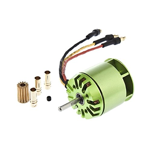 Waterwood 14.8V KV4000 Outrunner Brushless Motor For Trex 450 RC Model (T-rex Model Helicopter)