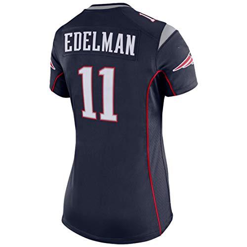 Intuit Fast Women Julian_Edelman_11_Navy Fans Replica Jersey Sportswear Custom Football Game Limited Elite Legend Jerseys