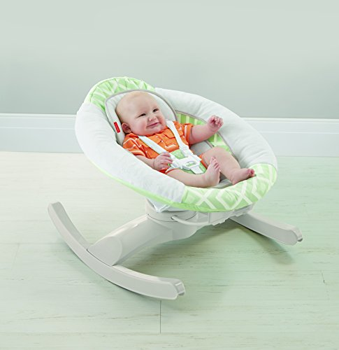 Fisher Price 4 Motion Cradle N Swing With Smart Connect