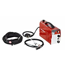 Canada stock. KickingHorse™ P40 IGBT inverter plasma cutter 40A, 1/2 inch capacity, 220V 230V input. Built-in with compress air gauge and regulator. ★ 1 (one) year free replacement warranty in Canada.★