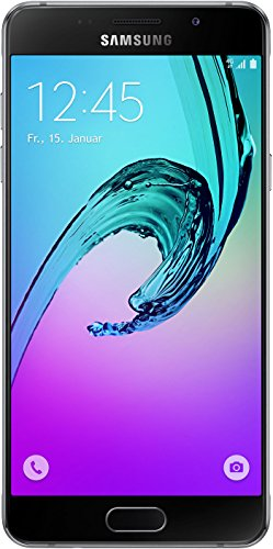 Samsung Galaxy A5 (2016) 16GB SM-A510F Factory Unlocked 4G/LTE Single-SIM Smartphone - International Version with No Warranty (Black)
