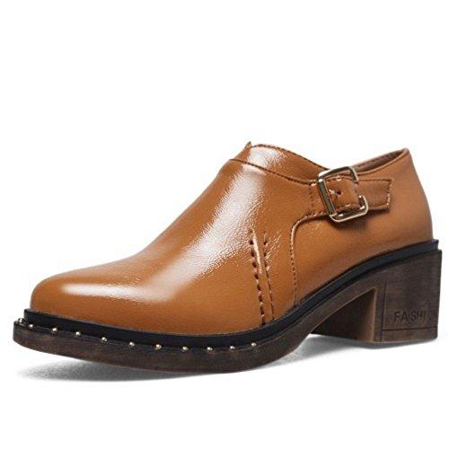 2 Classico Brown Scarpe Oxford Zanpa Donna 8wTZHqxU